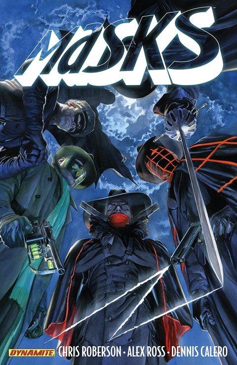 Masks Vol. 1 (TPB) (2013)