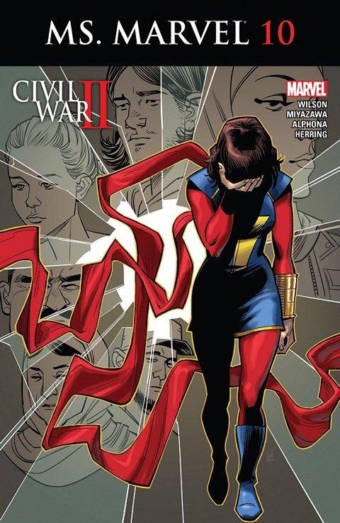 Ms. Marvel #10 (2016)