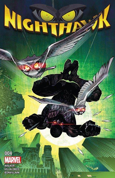 Nighthawk #4 (2016)