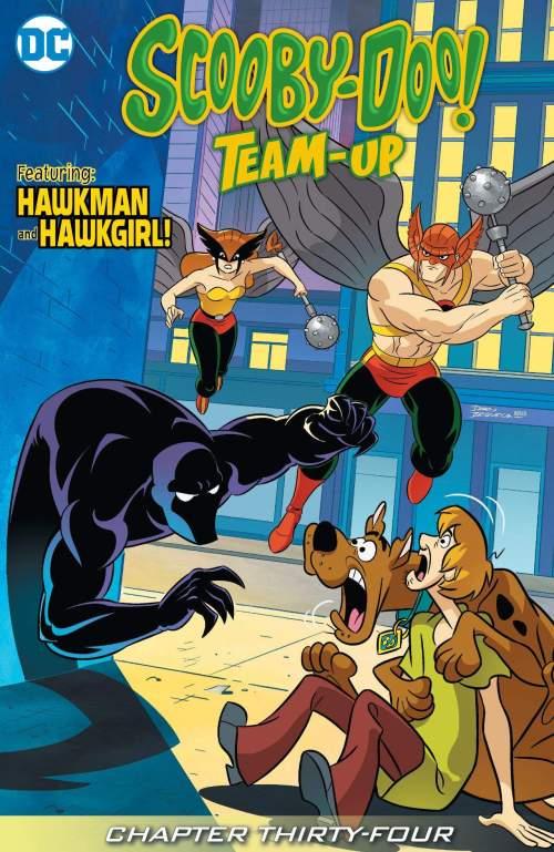 Scooby-Doo Team-Up #34 (2016)
