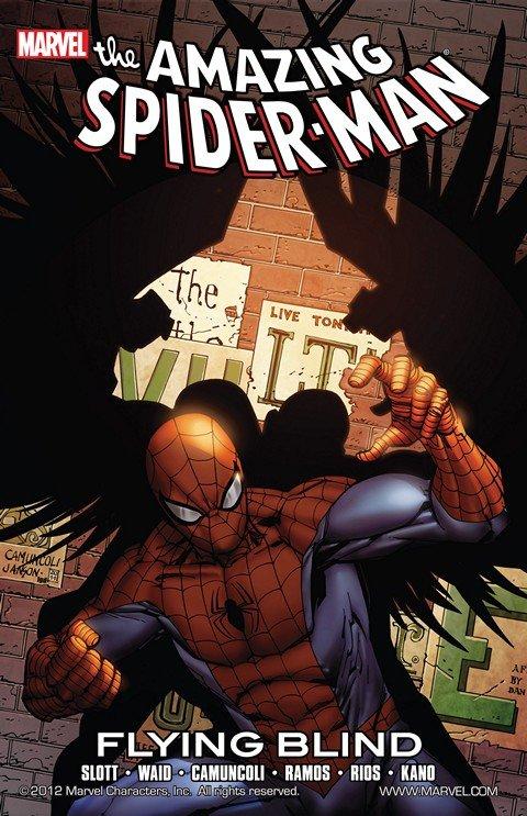 Spider-Man – Flying Blind (2012)