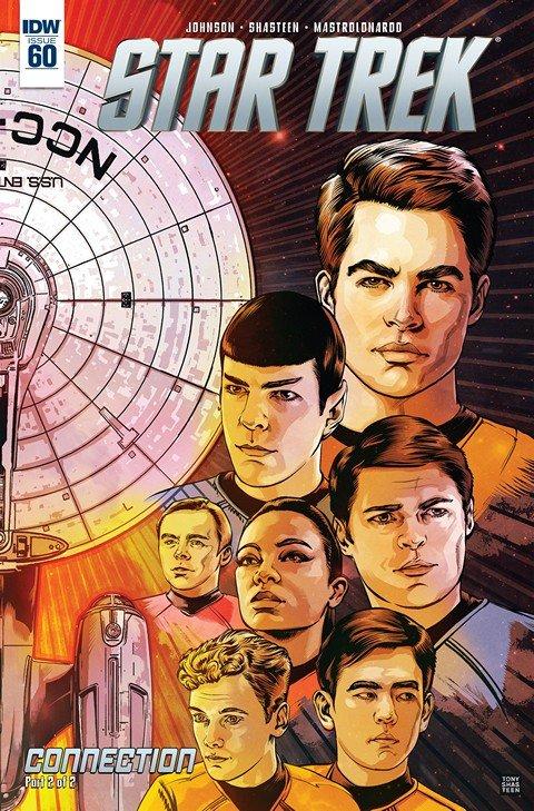 Star Trek #60 (2016)