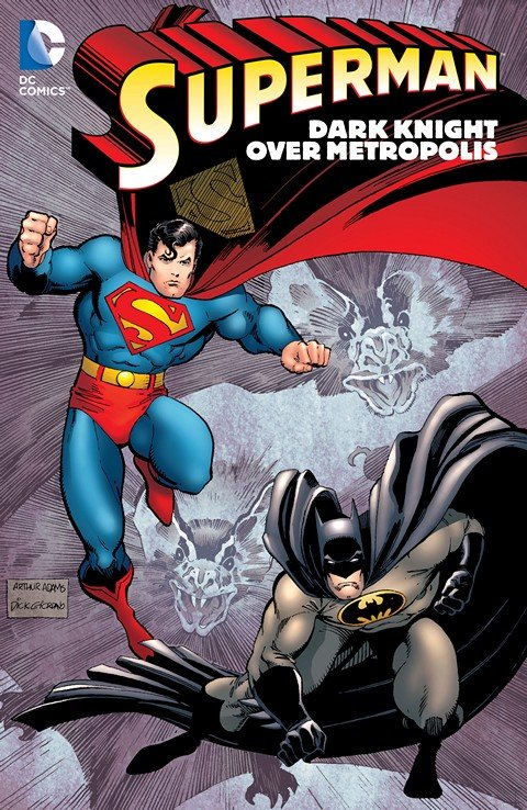 Superman – Dark Knight Over Metropolis