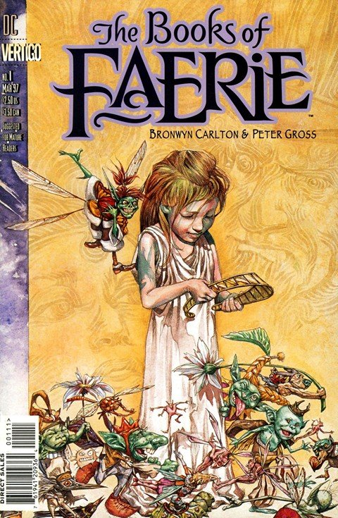 The Books of Faerie #1 – 3