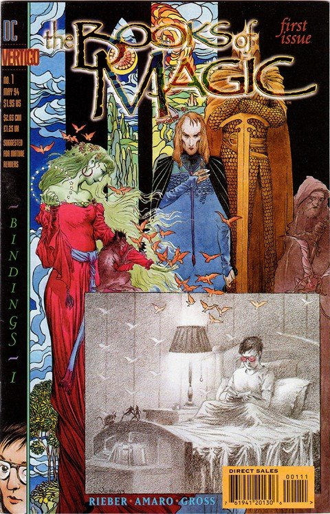 The Books of Magic (Collection) (1990-2005)