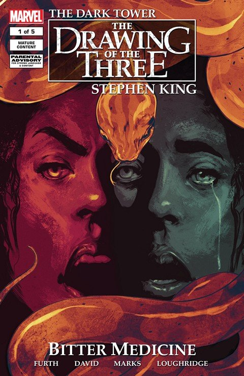 The Dark Tower – The Drawing of the Three – Bitter Medicine #1 – 5