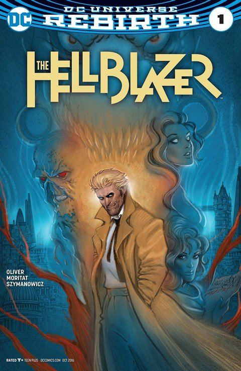 The Hellblazer #1 (2016)