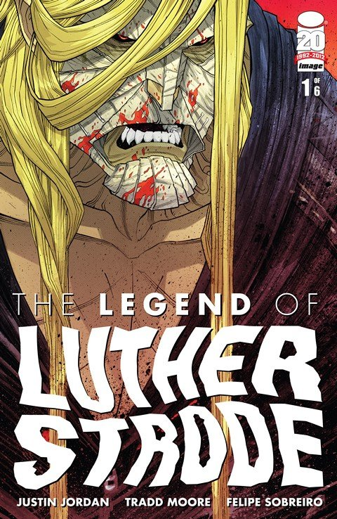 The Legend of Luther Strode #1 – 6