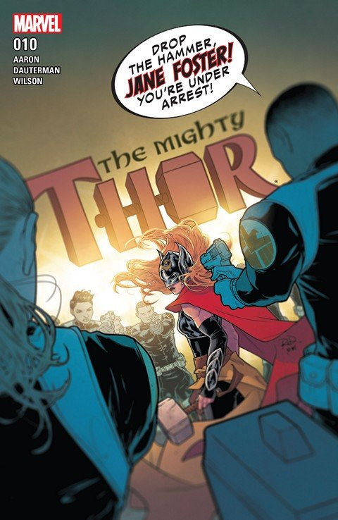 The Mighty Thor #10 (2016)