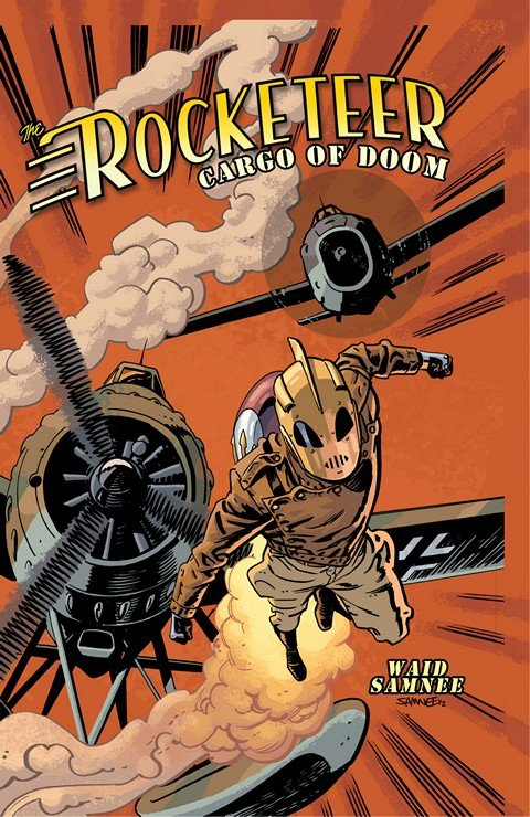 The Rocketeer – Cargo of Doom