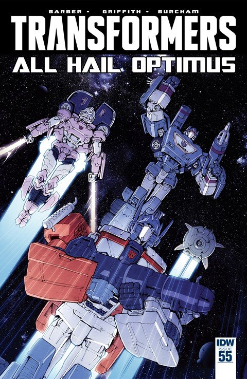 Transformers #55