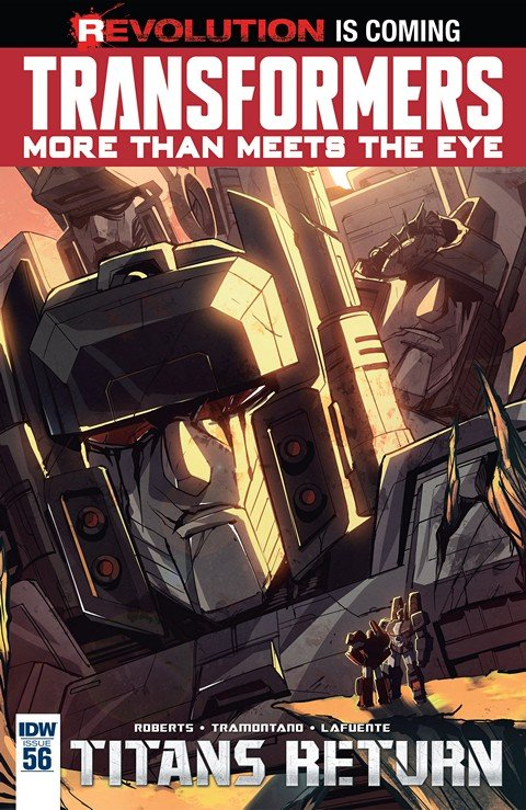 Transformers – More Than Meets the Eye #56
