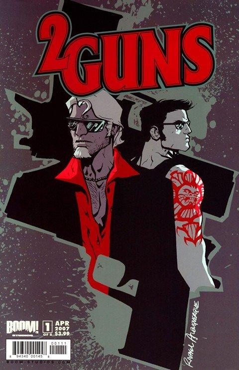 Two Guns #1 – 5 (2007)