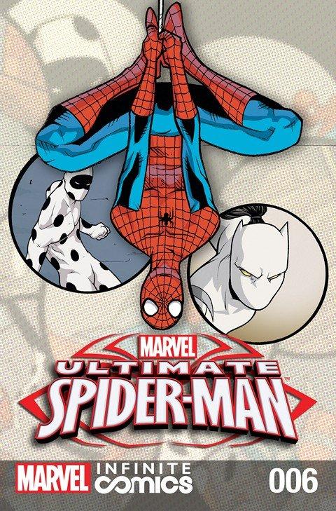 Ultimate Spider-Man Infinite Comic #6
