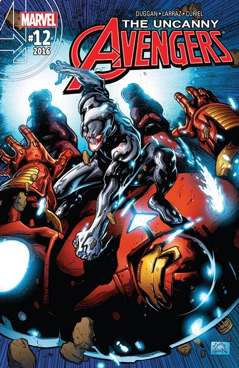 Uncanny Avengers #12 (2016)