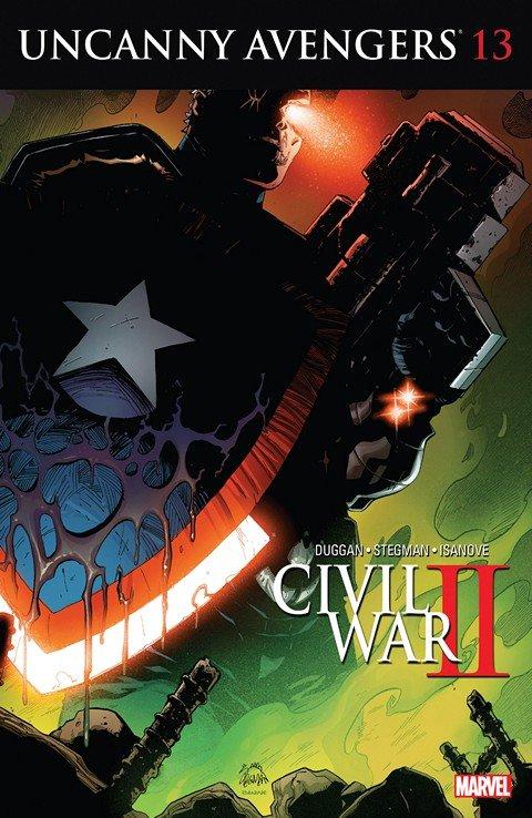 Uncanny Avengers #13 (2016)