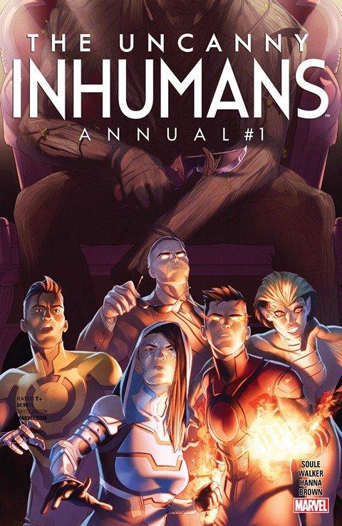 Uncanny Inhumans Annual #1 (2016)