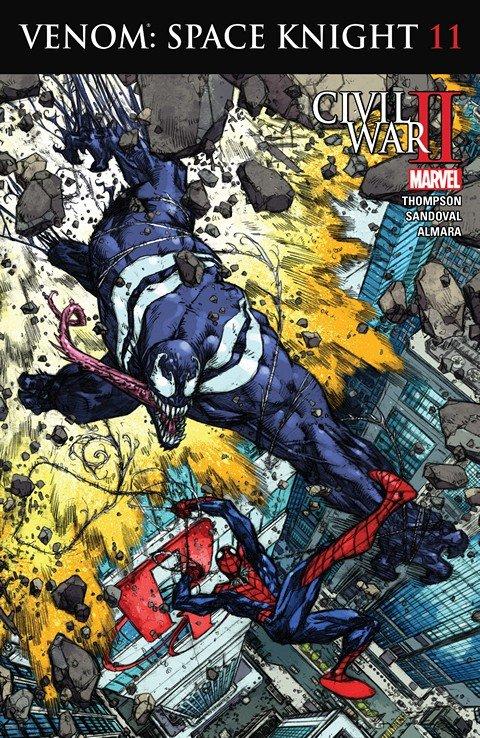 Venom – Space Knight #11 (2016)