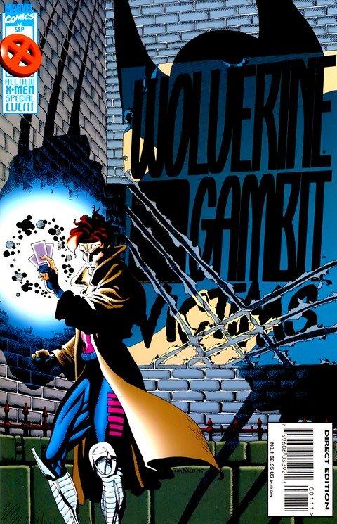 Wolverine & Gambit – Victims #1 – 4