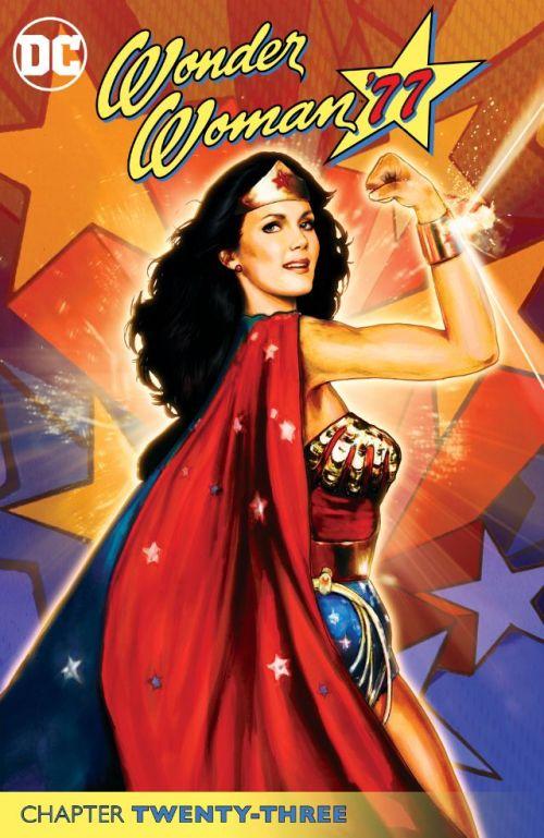 Wonder Woman '77 #23 (2016)