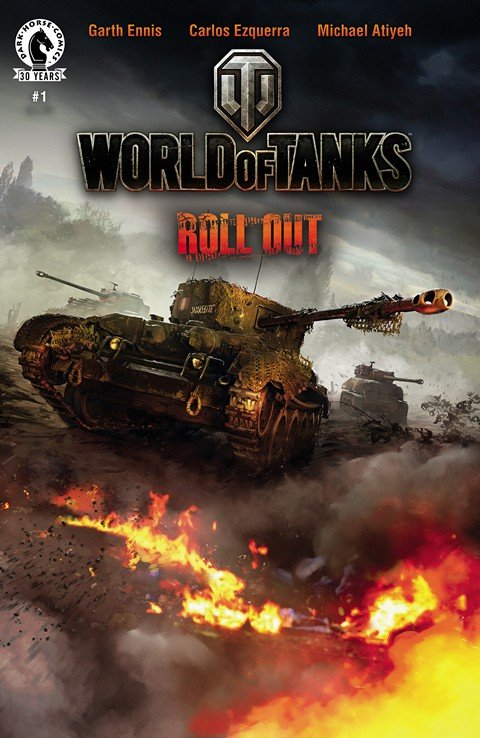World of Tanks #1 (2016)