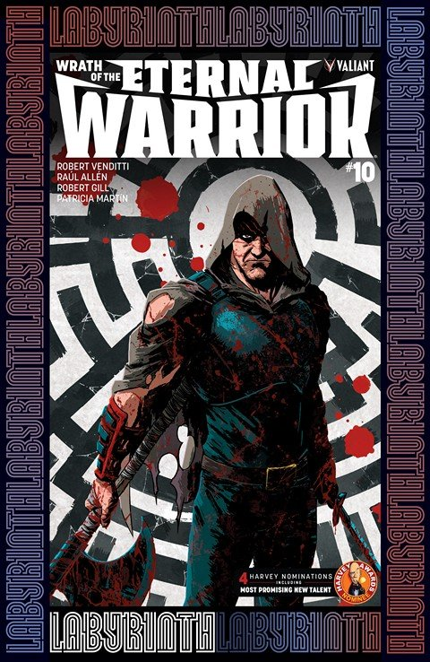 Wrath of the Eternal Warrior #10 (2016)