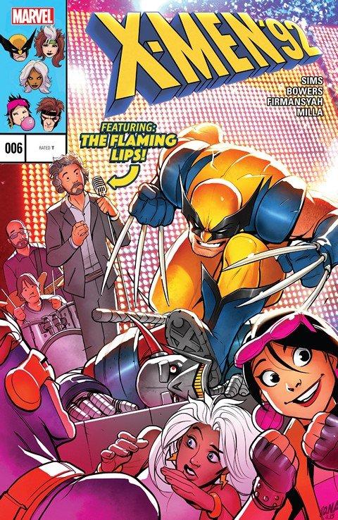 X-Men '92 #6 (2016)