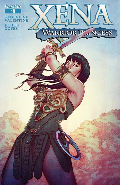Xena – Warrior Princess #5 (2016)