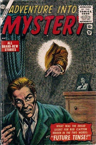 Adventure into Mystery #1 – 8 (1956-1957)