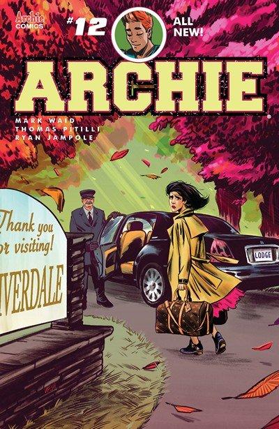 Archie #12 (2016)