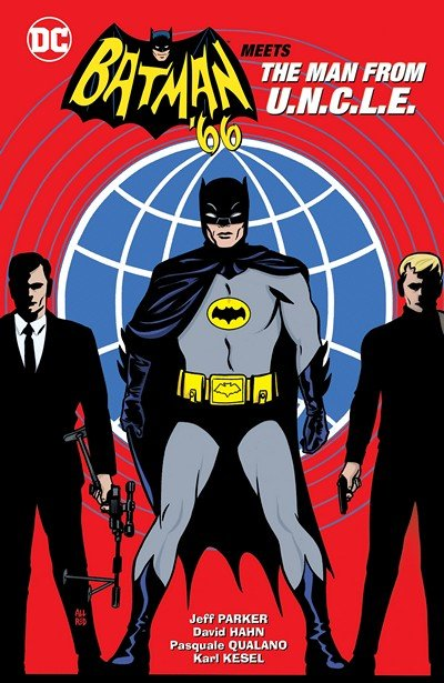 Batman '66 Meets the Man From U.N.C.L.E. (2016)
