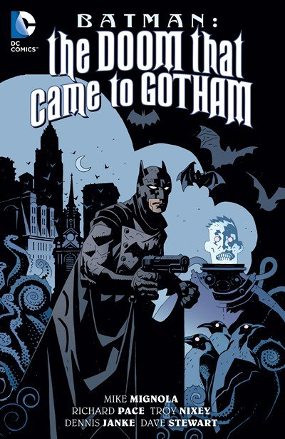 Batman – The Doom That Came To Gotham (2015)