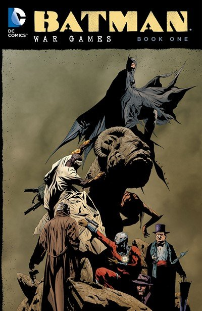 Batman – War Games – Book One (2015)