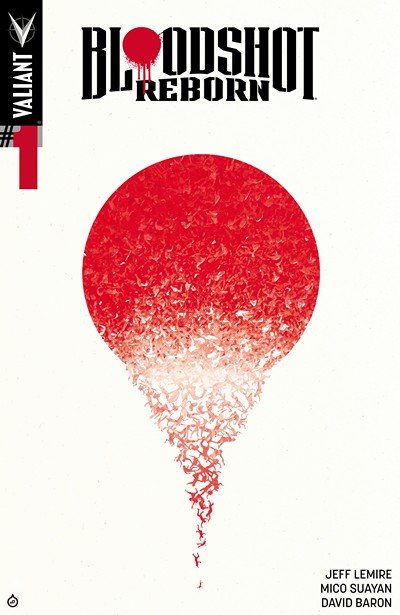 Bloodshot Reborn #1 – 16 + Annual + TPB Vol. 1 – 3 (2015-2016)