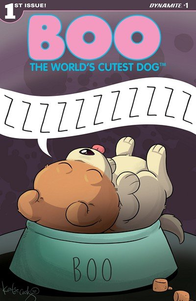 Boo – The World's Cutest Dog #1 – 3 (2016)