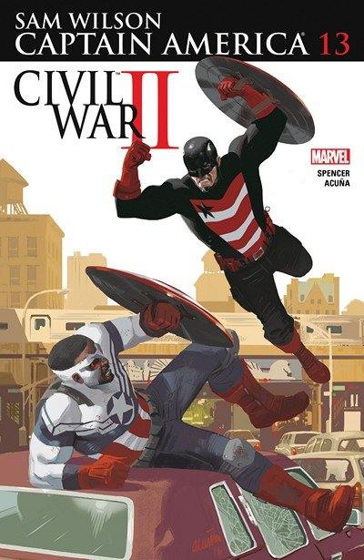 Captain America – Sam Wilson #13 (2016)