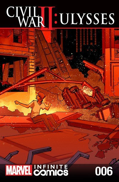Civil War II – Ulysses Infinite Comic #6 (2016)