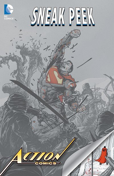 DC's Truth – Savage Dawn (Story Arc) (2015-2016)