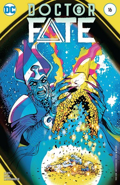 Doctor Fate #16 (2016)