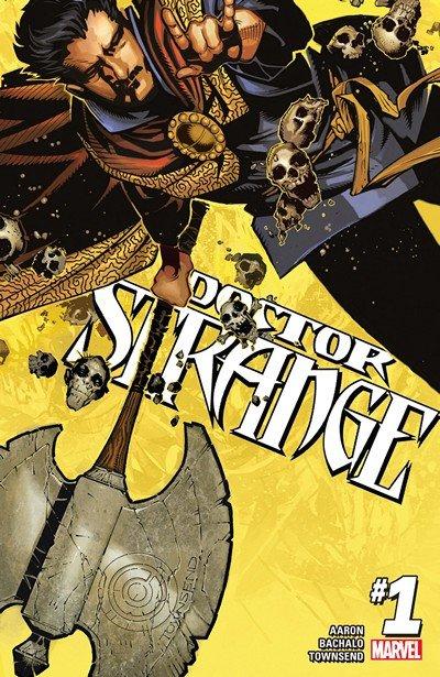 Doctor Strange Vol. 3 #1 – 26 + 381 – 390 + TPBs (2015-2018)