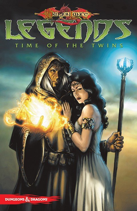 Dragonlance Legends – Time of the Twins (2016)