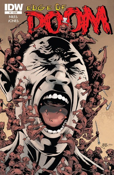 Edge of Doom #1 – 5 (2010-2011)