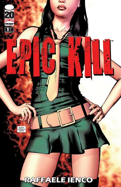 Epic Kill #1 – 10 (2012-2013)
