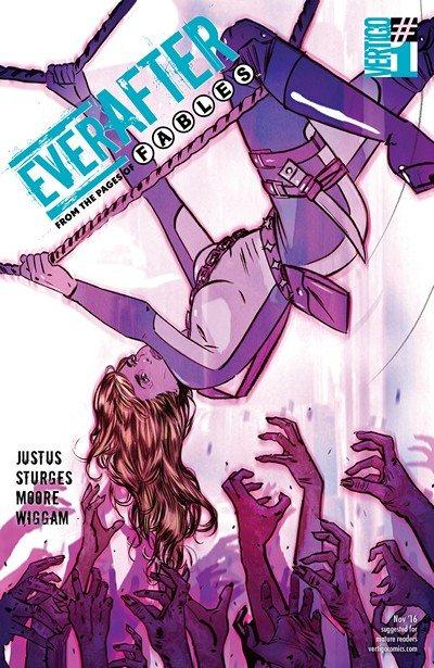 Everafter #1 (2016)