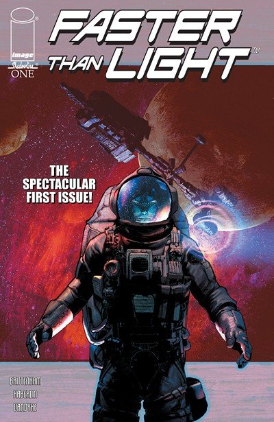 Faster Than Light #1 – 10 (2016)