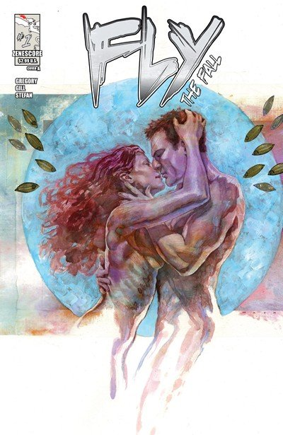 Fly – The Fall #1 – 5 + TPB (2012-2013)