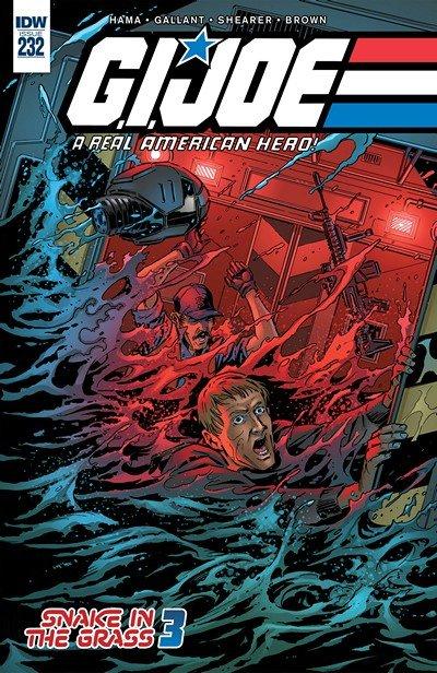 G.I. Joe – A Real American Hero #232 (2016)