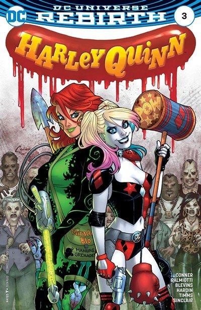 Harley Quinn #3 (2016)
