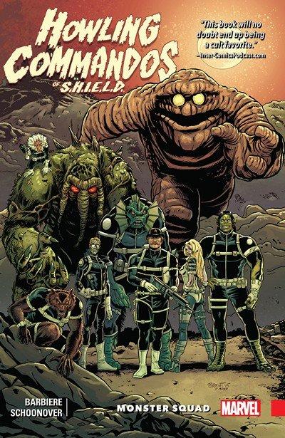 Howling Commandos of S.H.I.E.L.D. – Monster Squad (2016)