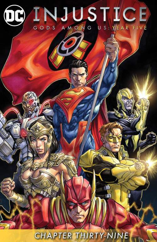 Injustice – Gods Among Us – Year Five #39 (2016)